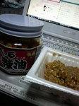 10/02食べ〜る辣油&納豆
