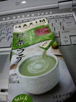 10/15AGF抹茶ラテ