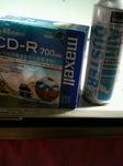 エアダスター&CD-R