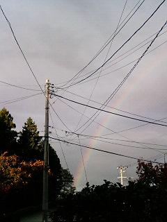 10/27虹1